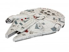 Star Wars Build & Play Model Kit se zvuky & Light Up 1/164 Mil