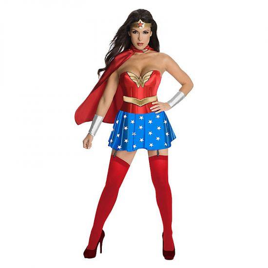 wonder woman kostym
