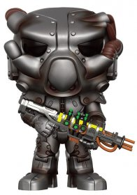 Fallout 4 POP! Games Vinyl Figure X-01 Power Armor 9 cm