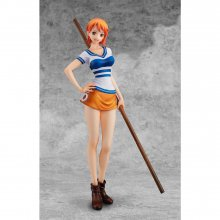 One Piece P.O.P PVC Socha Playback Memories Nami 23 cm