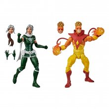X-Men Marvel Legends Akční figurka 2-Pack Marvel's Rogue & Marve