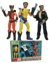 Marvel Retro Action Figure Wolverine Limited Edition Collector S