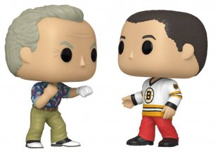 Happy Gilmore POP! Movies Vinylová Figurka 2-Pack B.Barker 9 cm