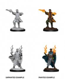 D&D Nolzur's Marvelous Miniatures Unpainted Miniatures Male Huma