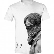 The Walking Dead tričko Daryl Bandana XXL