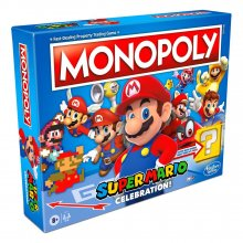 Super Mario Celebration desková hra Monopoly *English Version*