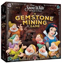 Snow White and the Seven Dwarfs Board Game A Gemstone Mining Gam
