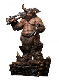 Warcraft Epic Series Premium Socha Dark Scar 77 cm