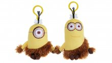 Minions Plush Keychains Caveman 14 cm Assortment velvet (12)