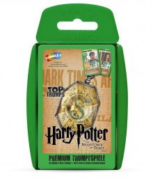 Harry Potter and the Deathly Hallows Part 1 Top Trumps *German V
