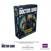 Doctor Who Exterminate! Miniatures The Empress of Mars *English