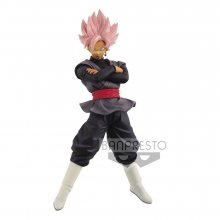 Dragon Ball Super Chosenshiretsuden PVC Socha Super Saiyan Rosé