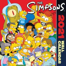 Simpsons Calendar 2021 *English Version*