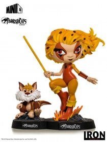Thundercats Mini Co. PVC figurka Cheetara & Snarf 13 cm