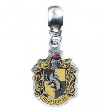 Harry Potter Charm Mrzimor Crest (silver plated)