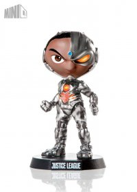 Justice League Mini Co. PVC figurka Cyborg 13 cm