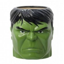3D Hrnek Hulk Marvel Comics Super Hero