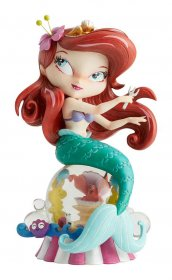 The World of Miss Mindy Presents Disney Socha Ariel (The Little