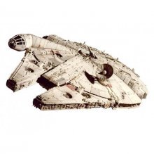 Star Wars VI Return Of The Jedi kovový modell Millennium Falcon