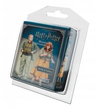 Harry Potter Miniature 35 mm 2-Pack Molly & Arthur Weasley *Engl