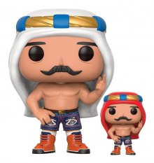 WWE Wrestling POP! WWE Vinyl Figures Iron Sheik 9 cm Assortment