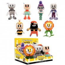 Cuphead Plushies Plyšák 15 cm Display (9)