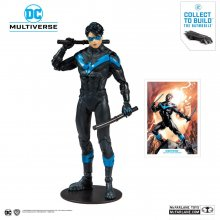 DC Rebirth Build A Akční figurka Nightwing (Better Than Batman)