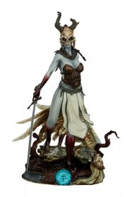 Court of the Dead PVC Socha Kier - Valkyries Revenge 27 cm