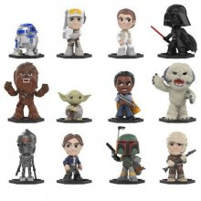 Star Wars Mystery Mini Figures 5 cm Display The Empire Strikes B
