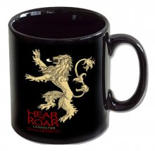 Game of Thrones Hrnek Lannister black