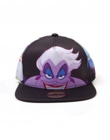 Disney Snapback kšiltovka Little Mermaid Ursula