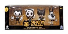 Bendy and the Ink Machine PVC figurky 4-Pack Series 1 7 cm