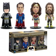 Batman v Superman Mini figurky Bobble-Heads 4-Pack 7 cm