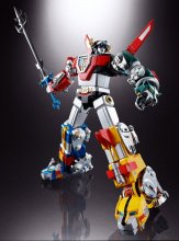 Voltron: Defender of the Universe Soul of Chogokin Diecast Actio