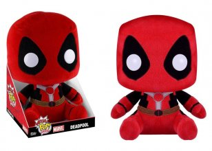 Marvel Comics Mega Pop! Plyšák Deadpool 40 cm