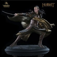 The Hobbit socha Lord Elrond at Dol Guldur 29 cm