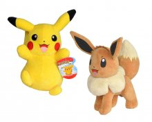 Pokémon Plush Figures 20 cm Special Display (6)