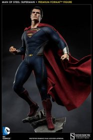 Man of Steel Premium Form