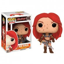 Conan the Barbarian POP! figurka Red Sonja (Bloody) 9 cm