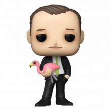 John Waters POP! Icons Vinylová Figurka John Waters 9 cm