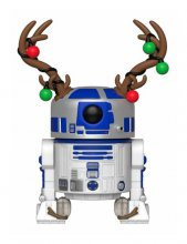 Star Wars POP! Vinyl Bobble-Head Holiday R2-D2 9 cm