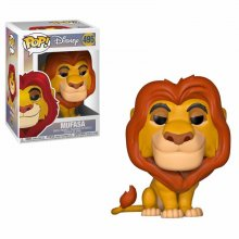 The Lion King POP! Disney Vinylová Figurka Mufasa 9 cm