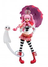 One Piece Variable Action Heroes Action Figure Perona Past Blue