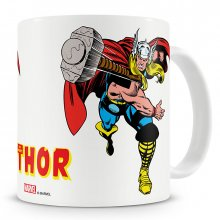 Marvel Comics hrnek The Mighty Thor Hammer čajový hrnek