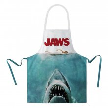 Jaws cooking apron Poster