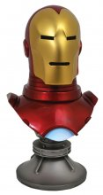 Marvel Comics Legends in 3D Bust 1/2 Iron Man 25 cm