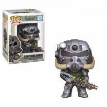 Fallout POP! Games Vinylová Figurka T-51 Power Armor 9 cm
