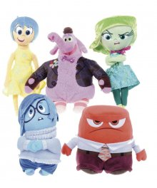 Inside Out Plush Figures 30 cm Assortment (12)
