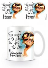 Fear and Loathing in Las Vegas Mug Too Weird To Live