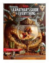 Dungeons & Dragons RPG Xanathar's Guide to Everything english